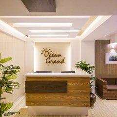 Отель Ocean Grand at Hulhumale Мальдивы, Мале - отзывы, цены и фото номеров - забронировать отель Ocean Grand at Hulhumale онлайн интерьер отеля фото 2