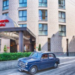 Leonardo Hotel Milan City Center городской автобус