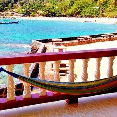 Отель Family Tanote Bay Resort Таиланд, Остров Тау - отзывы, цены и фото номеров - забронировать отель Family Tanote Bay Resort онлайн приотельная территория фото 2