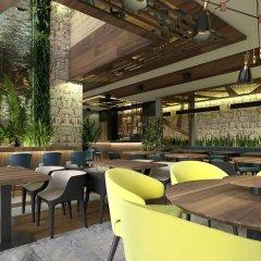 Отель Square Черногория, Будва - отзывы, цены и фото номеров - забронировать отель Square онлайн бассейн