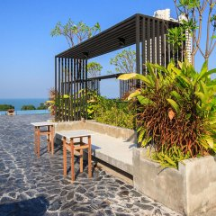 Отель Hamilton Grand Residence Таиланд, На Чом Тхиан - отзывы, цены и фото номеров - забронировать отель Hamilton Grand Residence онлайн пляж