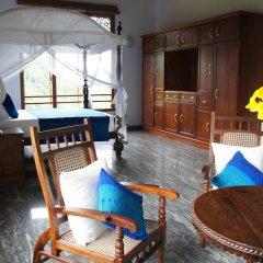 Отель Niyagama House Шри-Ланка, Галле - отзывы, цены и фото номеров - забронировать отель Niyagama House онлайн комната для гостей фото 4