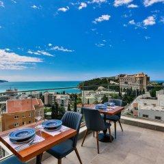 Отель Lusso Mare Черногория, Будва - отзывы, цены и фото номеров - забронировать отель Lusso Mare онлайн бассейн фото 2