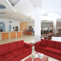 Vangelis Hotel & Suites Протарас интерьер отеля