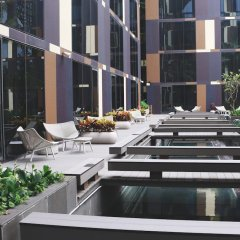 Отель Crowne Plaza Changi Airport фото 8