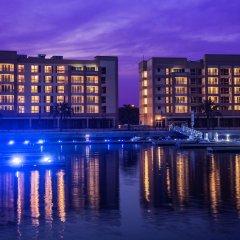 Отель Jannah Resort & Villas Ras Al Khaimah бассейн