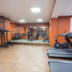 Гостиница Best Western Plus Astana фитнесс-зал фото 2