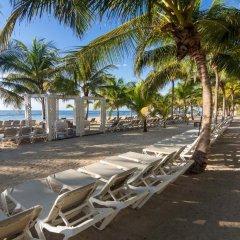 Отель Coral Costa Caribe пляж фото 2
