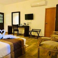 Отель Aradhana Airport Hotel Шри-Ланка, Негомбо - отзывы, цены и фото номеров - забронировать отель Aradhana Airport Hotel онлайн фото 2