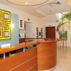 Отель Perperikon Болгария, Карджали - отзывы, цены и фото номеров - забронировать отель Perperikon онлайн интерьер отеля фото 2