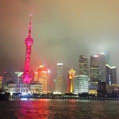 Отель JI Hotel Shanghai Hongqiao Transport Hub Linkong Zone Китай, Шанхай - отзывы, цены и фото номеров - забронировать отель JI Hotel Shanghai Hongqiao Transport Hub Linkong Zone онлайн приотельная территория