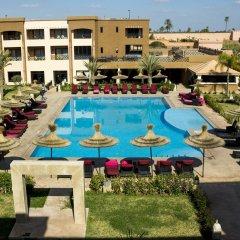 Отель Club Paradisio Марокко, Марракеш - отзывы, цены и фото номеров - забронировать отель Club Paradisio онлайн бассейн фото 3