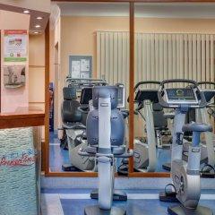 Отель Dhsr Nove Lazne фитнесс-зал фото 2
