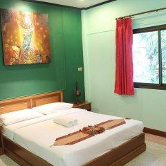 Отель Baan Suan Sook Resort комната для гостей фото 2