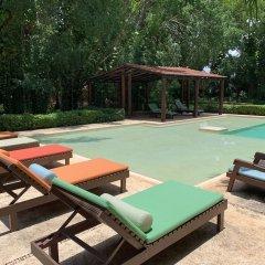 Отель Hacienda Misne спортивное сооружение