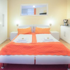 Отель City Guesthouse Pension Berlin комната для гостей