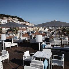 Hotel Mundial Лиссабон бассейн фото 2