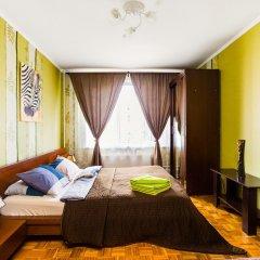 Апартаменты Apartments Moscow North комната для гостей фото 6