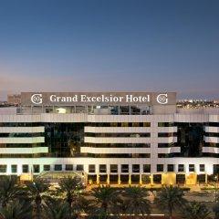 Отель Grand Excelsior Hotel Deira ОАЭ, Дубай - 1 отзыв об отеле, цены и фото номеров - забронировать отель Grand Excelsior Hotel Deira онлайн городской автобус