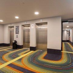 Отель MEININGER Hotel Munich Olympiapark Германия, Мюнхен - отзывы, цены и фото номеров - забронировать отель MEININGER Hotel Munich Olympiapark онлайн фитнесс-зал