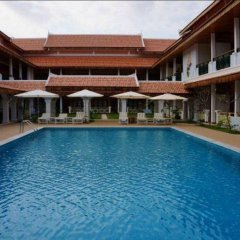 Vansana LuangPrabang Hotel бассейн фото 2