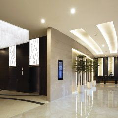 Отель Lotte City Hotel Gimpo Airport Южная Корея, Сеул - отзывы, цены и фото номеров - забронировать отель Lotte City Hotel Gimpo Airport онлайн интерьер отеля фото 2