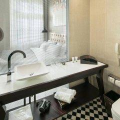 Отель Quentin Prague Чехия, Прага - отзывы, цены и фото номеров - забронировать отель Quentin Prague онлайн ванная фото 2