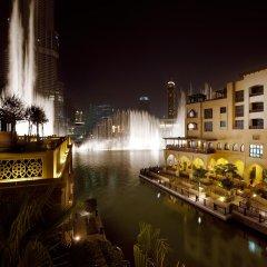 Отель The Palace Downtown Дубай приотельная территория фото 2