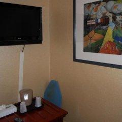 District Hotel удобства в номере