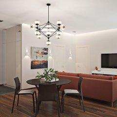 Апартаменты Uavoyage Business Apartments комната для гостей фото 3