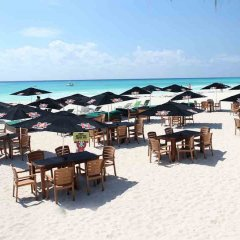 Отель City Express Playa del Carmen пляж