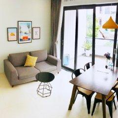 Апартаменты Moonlight House & Apartment Nha Trang Нячанг комната для гостей