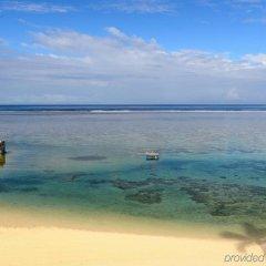 Отель Warwick Fiji Фиджи, Вити-Леву - отзывы, цены и фото номеров - забронировать отель Warwick Fiji онлайн пляж фото 2