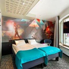Comfort Hotel Xpress Stockholm Central комната для гостей фото 5
