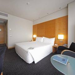 Hotel Silken Puerta Madrid комната для гостей
