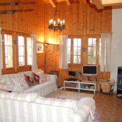 Отель Chalet Les Muguets Нендаз комната для гостей фото 3