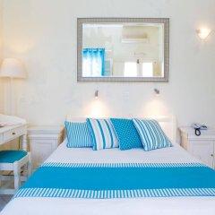Отель Meli Meli Греция, Остров Санторини - отзывы, цены и фото номеров - забронировать отель Meli Meli онлайн комната для гостей