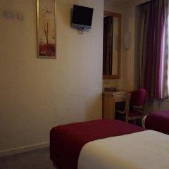 Отель Americana Hotel Великобритания, Лондон - 2 отзыва об отеле, цены и фото номеров - забронировать отель Americana Hotel онлайн удобства в номере