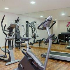 Отель Exe Moncloa Испания, Мадрид - 3 отзыва об отеле, цены и фото номеров - забронировать отель Exe Moncloa онлайн фитнесс-зал фото 4