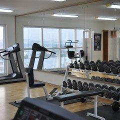 Fortune Plaza Hotel фитнесс-зал фото 2
