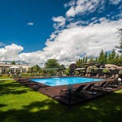 Отель Spa Hotel Diana Чехия, Франтишкови-Лазне - отзывы, цены и фото номеров - забронировать отель Spa Hotel Diana онлайн бассейн фото 3