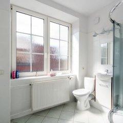 Апартаменты 404 Rooms & Apartments Варшава ванная
