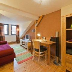 Отель Altes Waschhaus Dresden Германия, Дрезден - отзывы, цены и фото номеров - забронировать отель Altes Waschhaus Dresden онлайн комната для гостей фото 3
