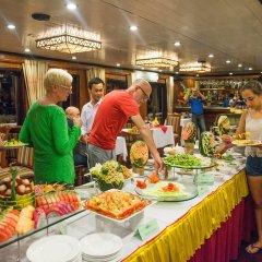 Отель Gray Line Halong Cruise Халонг питание фото 3
