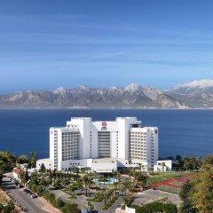 Dedeman Antalya Hotel & Convention Center пляж фото 2