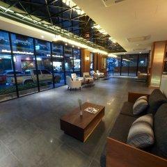 130 Hotel & Residence Bangkok интерьер отеля фото 2