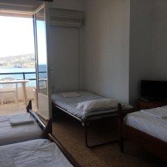 Отель Daskalio Resort Adamis балкон