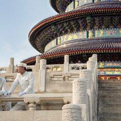 Отель The Peninsula Beijing бассейн фото 3