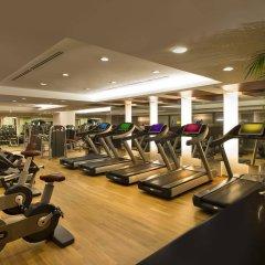 The Fullerton Hotel Singapore фитнесс-зал