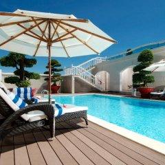 Sea Links Beach Hotel бассейн фото 2